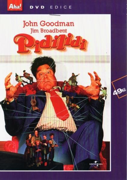 Pidilidi (DVD) (papírový obal)