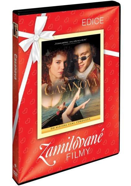 Casanova (2005) (DVD) - edice zamilované filmy
