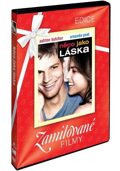 Něco jako láska - (DVD) - edice zamilované filmy
