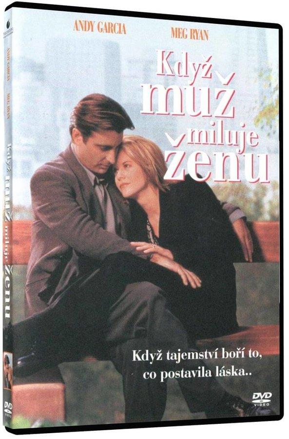 Když muž miluje ženu - (DVD) - edice zamilované filmy