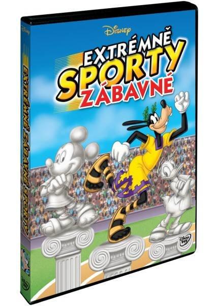 Extrémně zábavné sporty (DVD)
