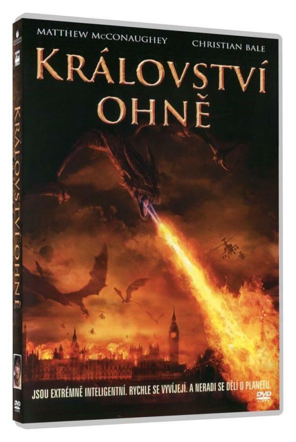 Království ohně (DVD)