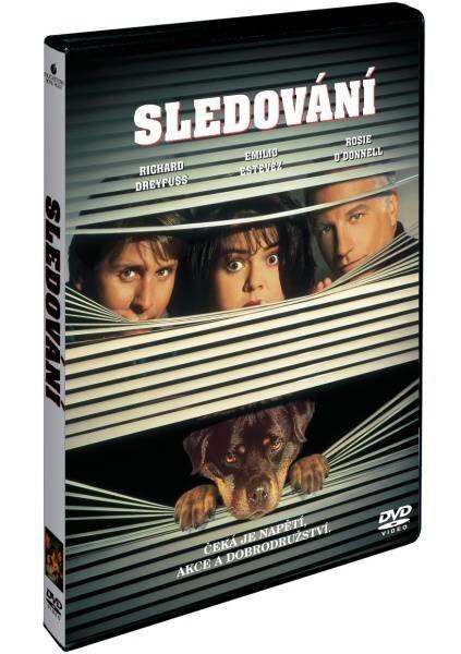 Sledování (DVD)