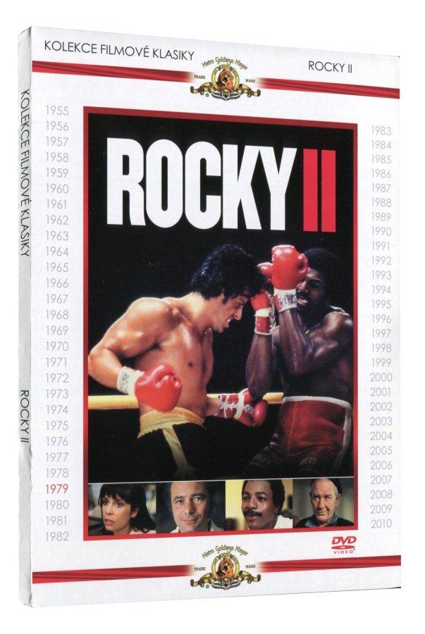 Rocky II (DVD) - kolekce filmové klasiky