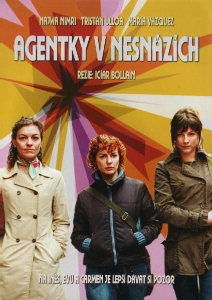 Agentky v nesnázích (DVD) (papírový obal)