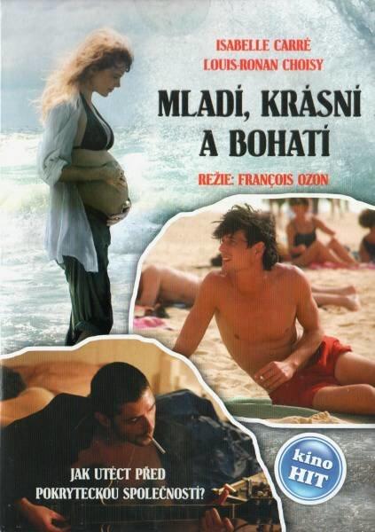 Mladí, krásní a bohatí (DVD) (papírový obal)
