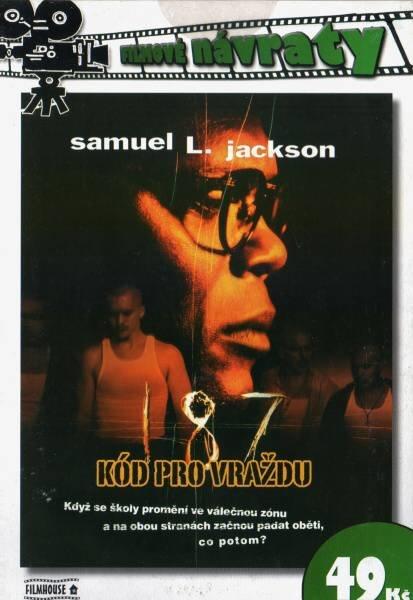 187 - Kód pro vraždu (DVD) (papírový obal)