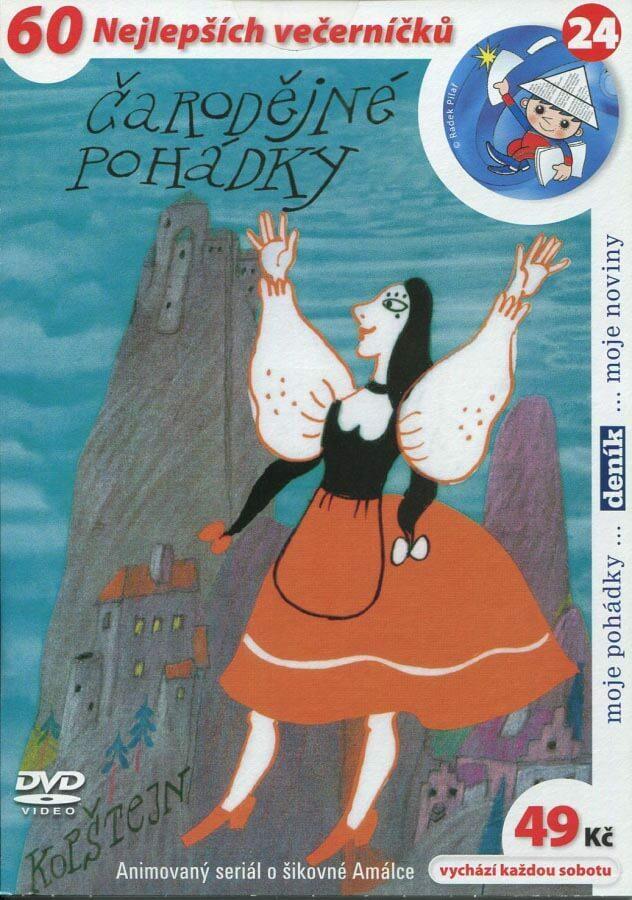 Čarodějné pohádky (DVD) (papírový obal)