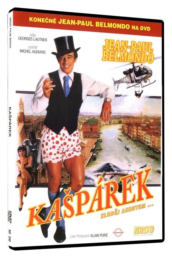 Kašpárek (DVD)