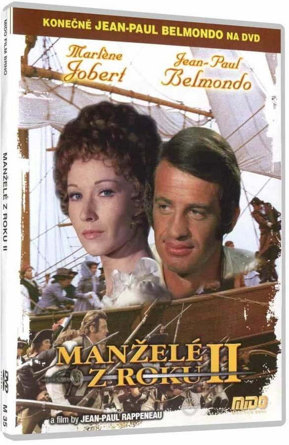 Manželé z roku II (DVD)