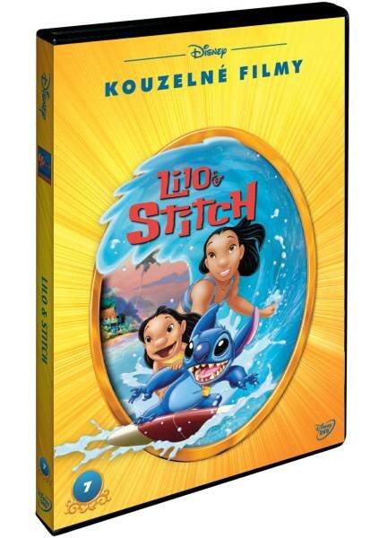 Lilo & Stitch - (DVD) - edice Disney Kouzelné filmy