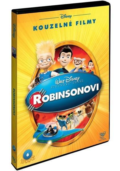 Robinsonovi - (DVD) - edice Disney Kouzelné filmy