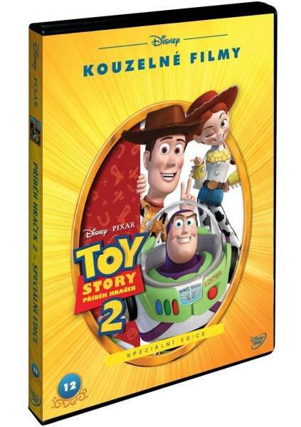 Toy Story 2: Příběh hraček S.E. - (DVD) - edice Disney Kouzelné filmy