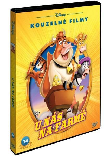 U nás na farmě - (DVD) - edice Disney Kouzelné filmy