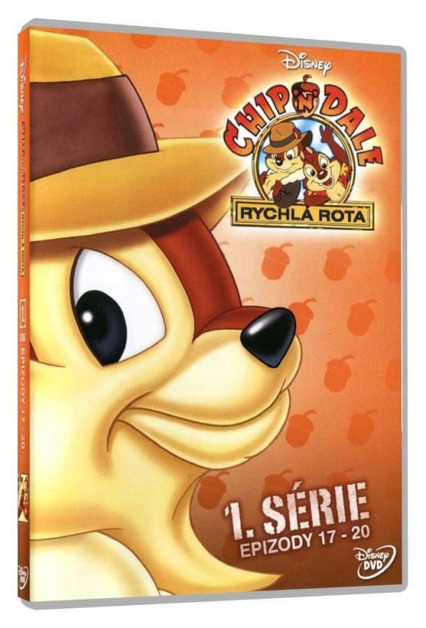 Rychlá rota 1. sezóna - Disk 5 (DVD)