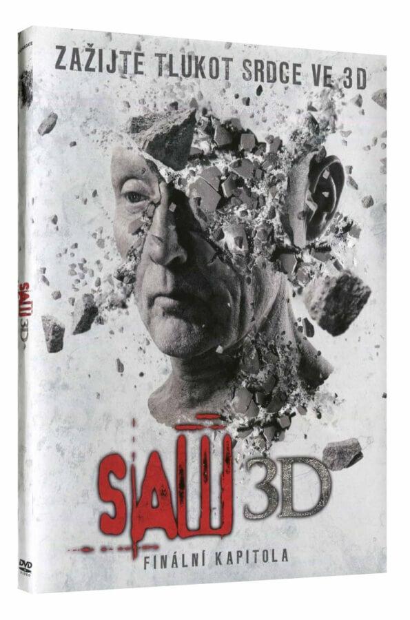 Saw VII - Finální kapitola (DVD)