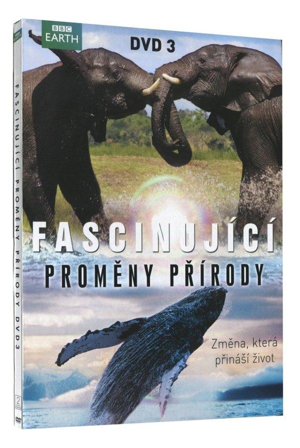 Fascinující proměny přírody DVD 3 - BBC
