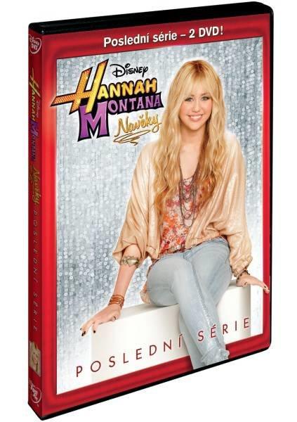 Hannah Montana 4. sezóna - 2xDVD