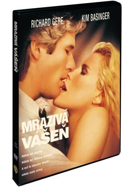 Mrazivá vášeň (DVD)