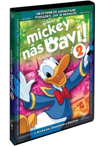 Mickey nás baví! - Disk 2 (DVD)
