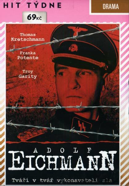 Adolf Eichmann (DVD) (papírový obal)