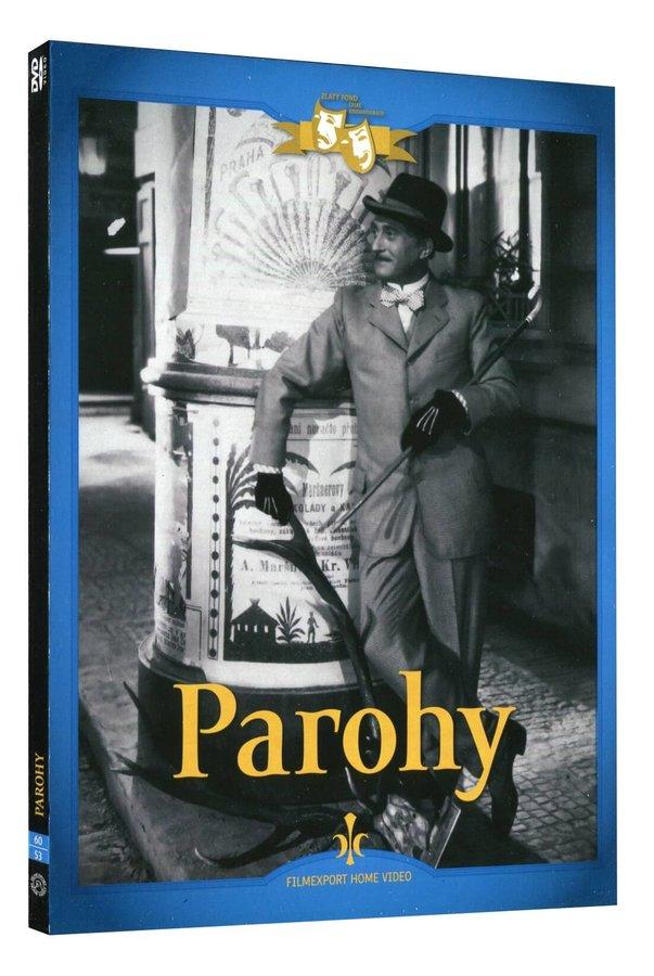 Parohy (DVD) - digipack