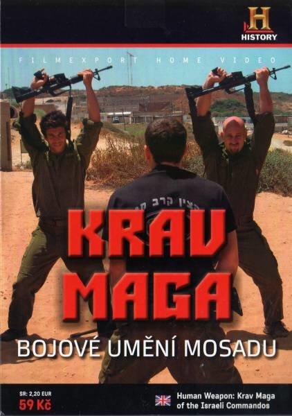Krav Maga - Bojové umění Mosadu (DVD) (papírový obal)