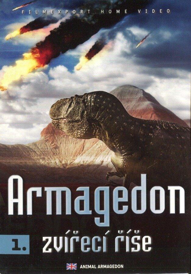 Armagedon zvířecí říše 1 (Paprsky smrti, Peklo na Zemi) (DVD) (papírový obal)