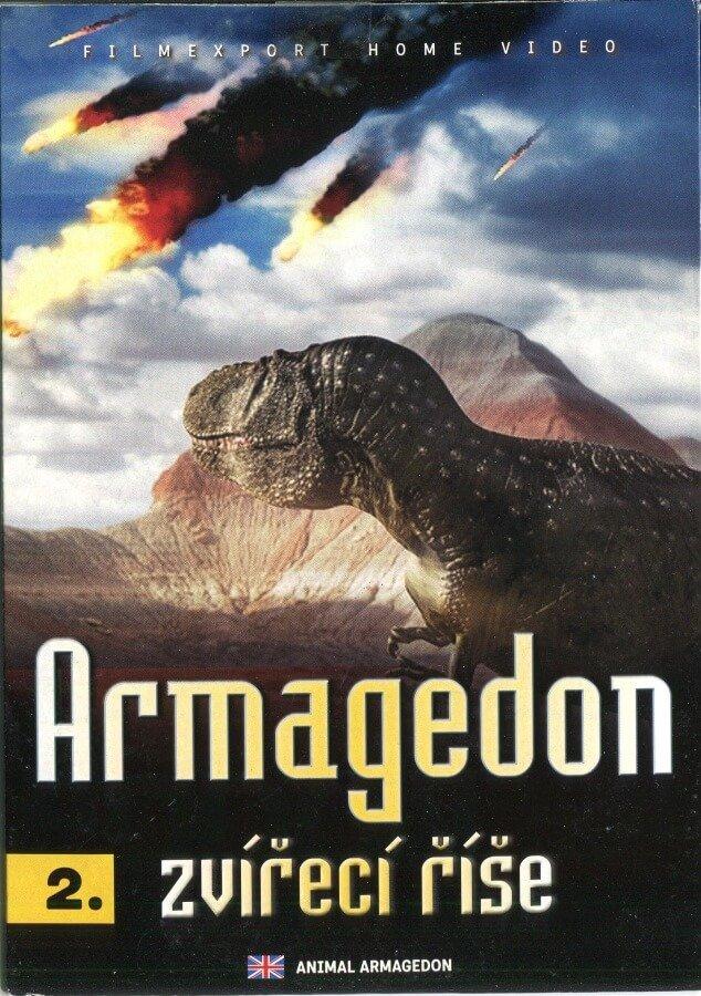 Armagedon zvířecí říše 2 (Velké vymírání, Udušení) (DVD) (papírový obal)