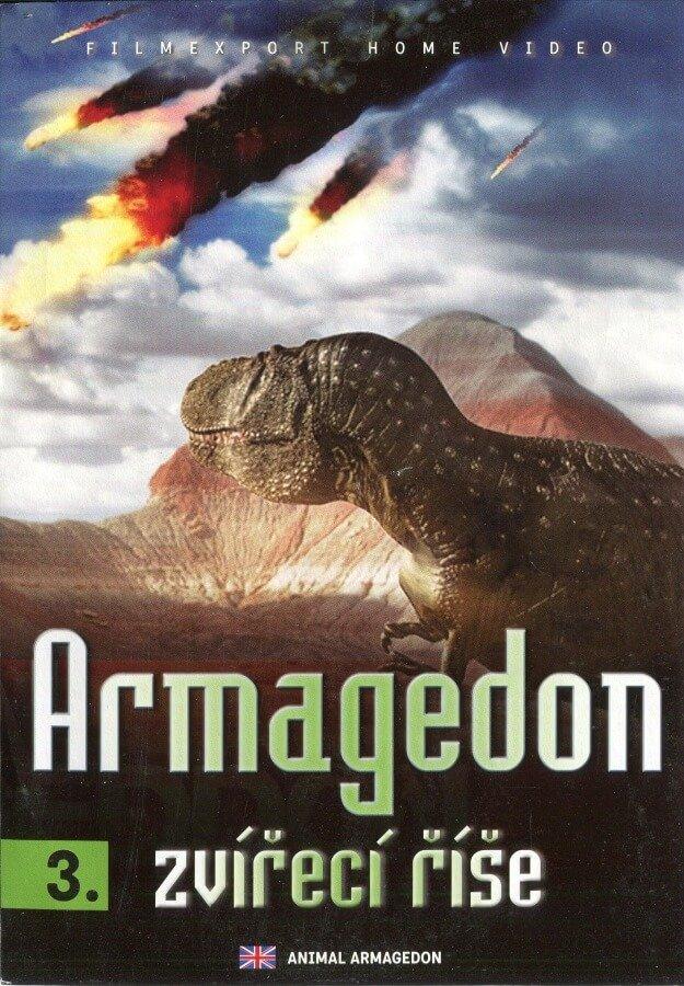 Armagedon zvířecí říše 3 (Soudný den, Panika v oblacích) (DVD) (papírový obal)