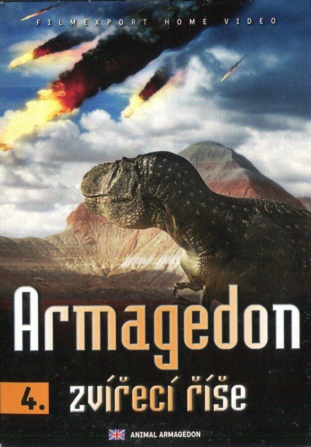 Armagedon zvířecí říše 4 (Oheň a led, Kdo bude na řadě příště?) (DVD) (papírový obal)