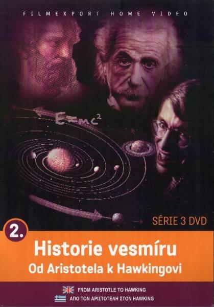 Historie vesmíru: Od Aristotela k Hawkingovi 2 (DVD) (papírový obal)