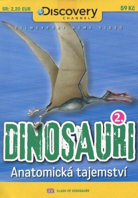 Dinosauři 2 - Anatomická tajemství (DVD) (papírový obal)