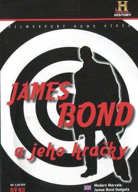 James Bond a jeho hračky (DVD) (papírový obal)