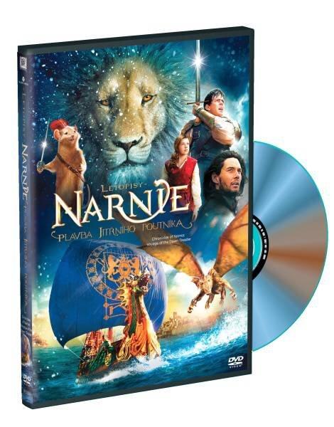 Letopisy Narnie: Plavba Jitřního poutníka (DVD)