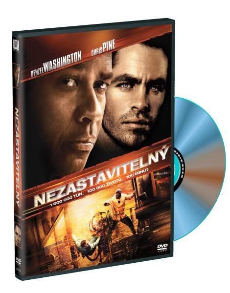 Nezastavitelný (DVD)