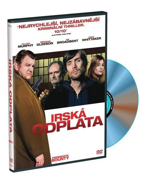Irská odplata (DVD)