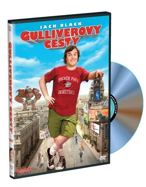 Gulliverovy cesty (DVD)