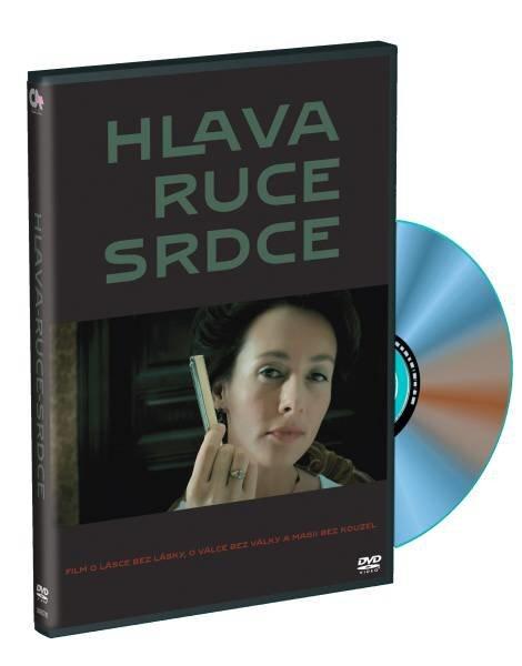 HLAVA-RUCE-SRDCE (DVD)