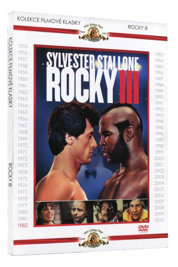 Rocky III (DVD) - kolekce filmové klasiky