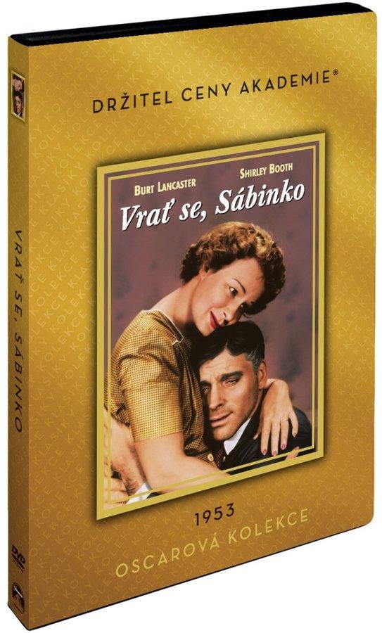 Vrať se sábinko (DVD) (pouze s českými titulky)