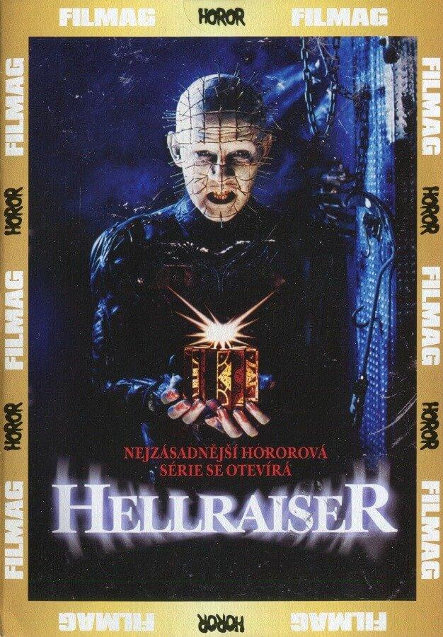Hellraiser (DVD) (papírový obal)