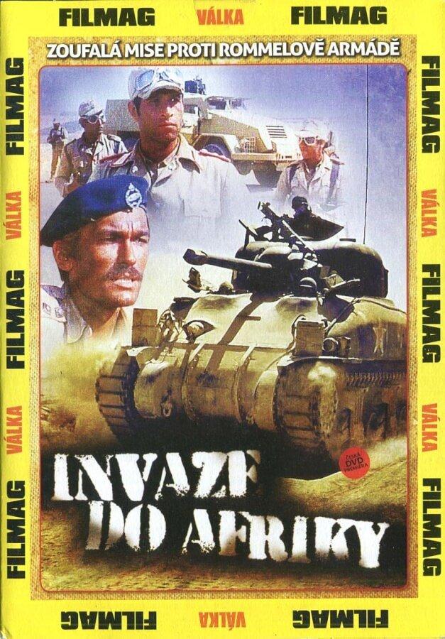 Invaze do Afriky (DVD) (papírový obal)