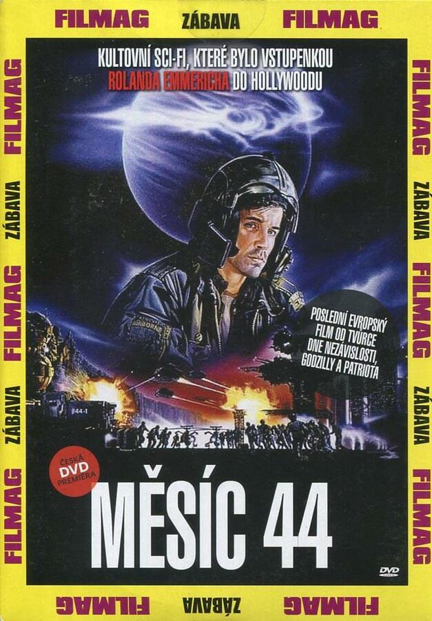 Měsíc 44 (DVD) (papírový obal)