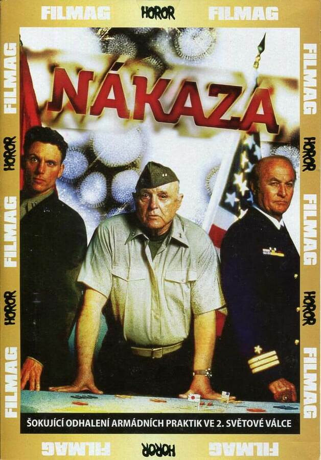 Nákaza (DVD) (papírový obal)