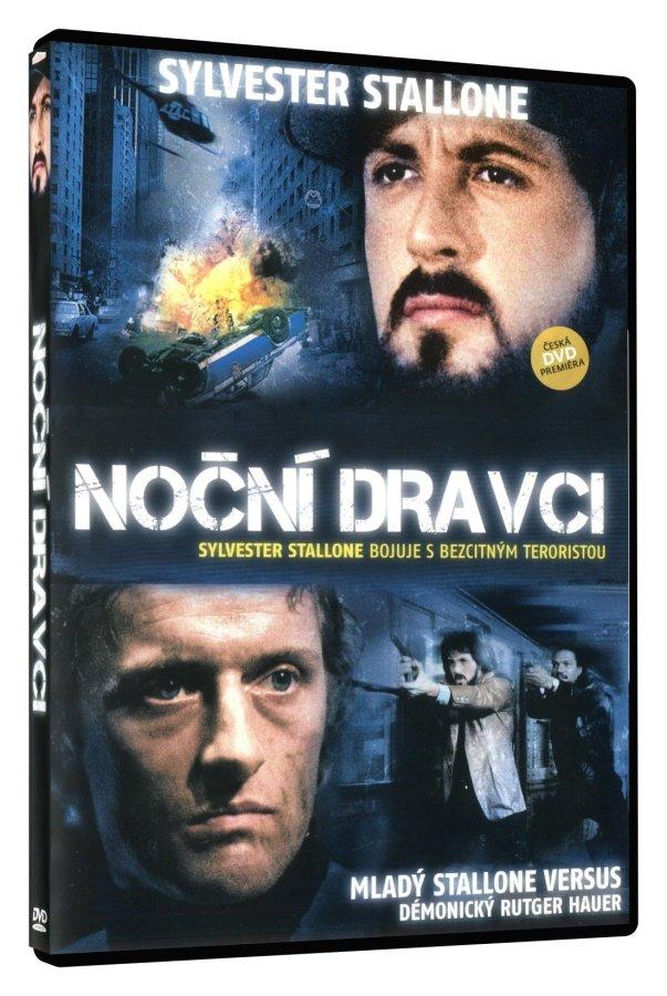 Noční dravci (DVD) (papírový obal)