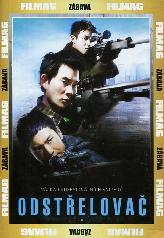 Odstřelovač (DVD) (papírový obal)