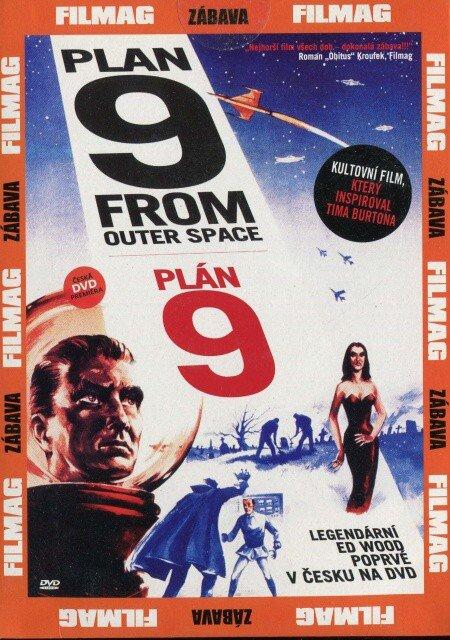 Plán 9 (DVD) (papírový obal)