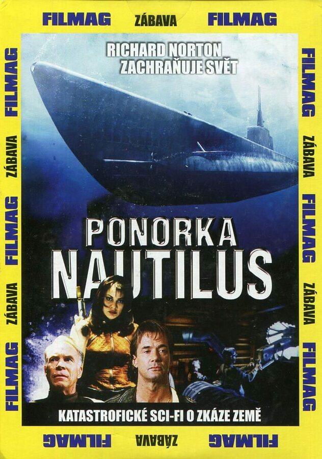 Ponorka Nautilus (DVD) (papírový obal)