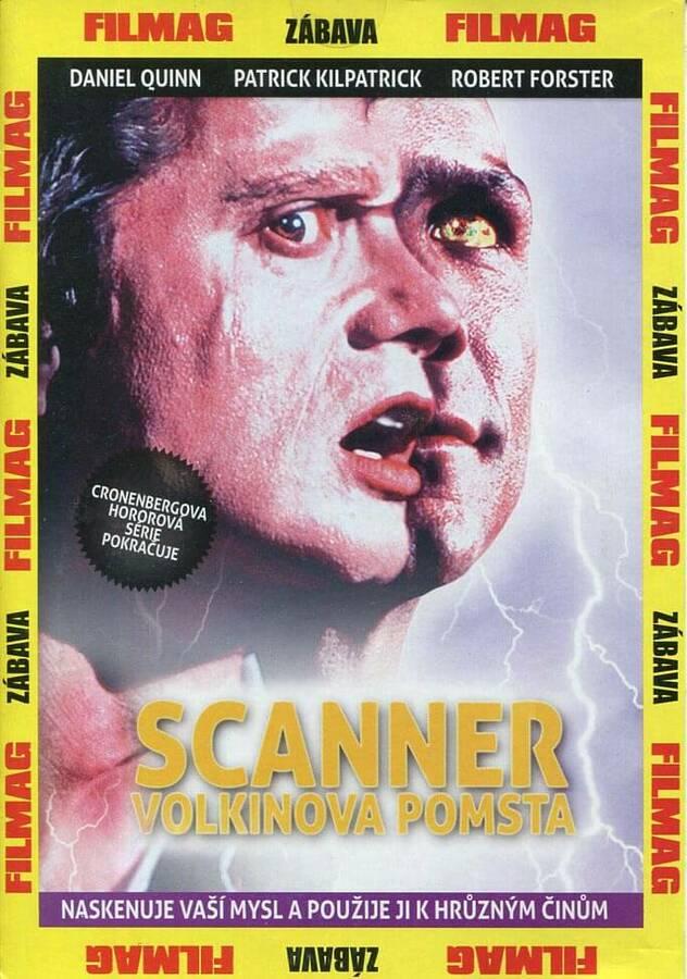 Scanner 2: Volkinova pomsta (DVD) (papírový obal)